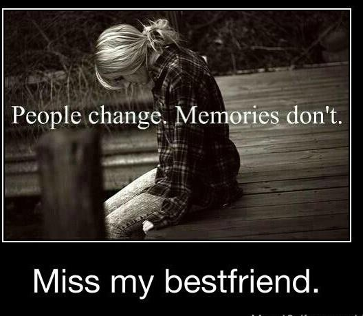 Miss My Best Friend Quote 2 Picture Quote #1