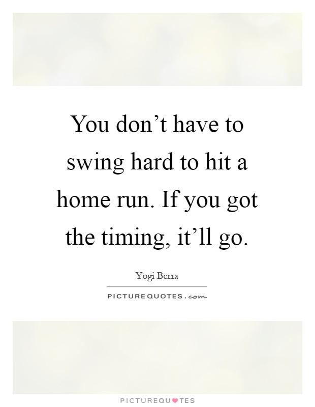 how to hit a homerun