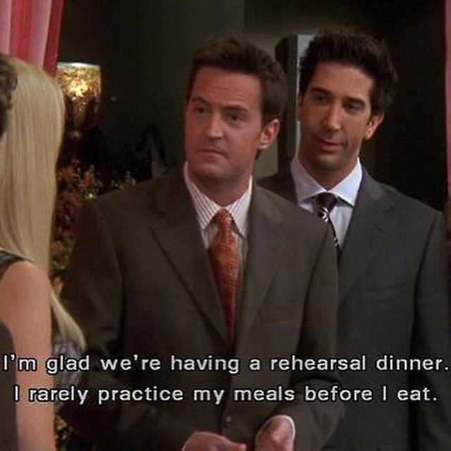 Friends Tv Show Quote 3 Picture Quote #1