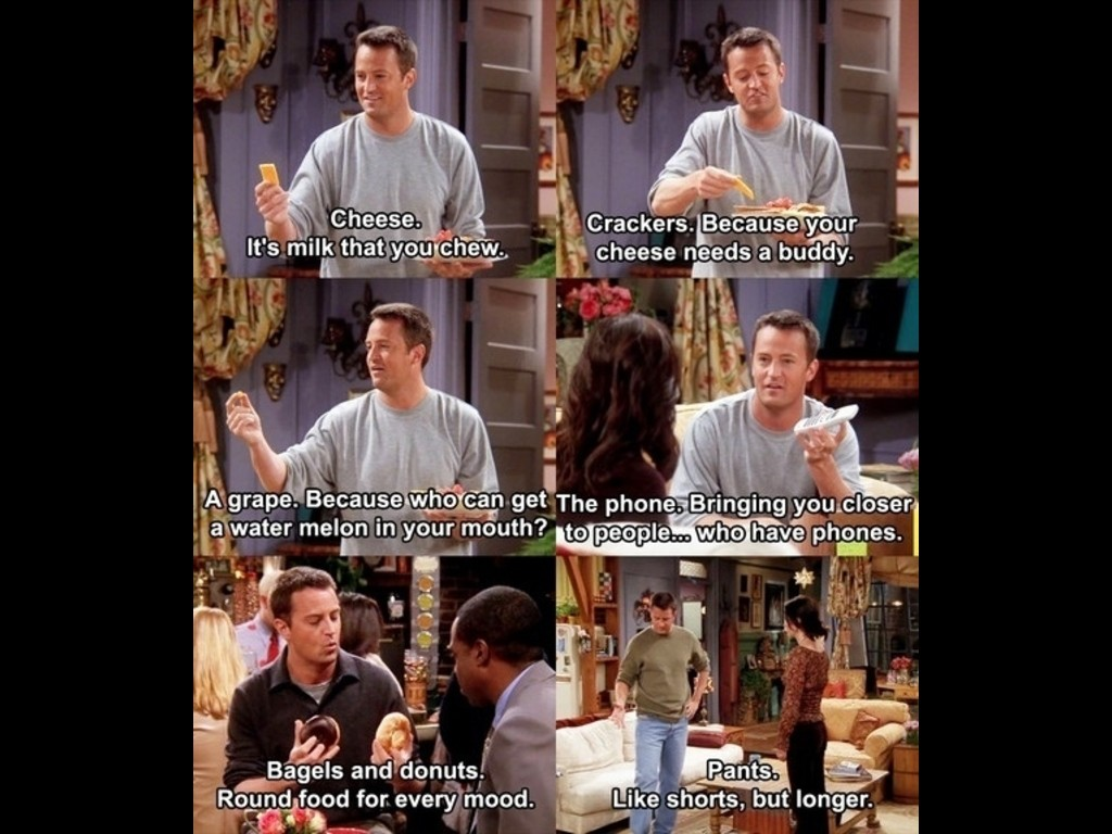 Friends Tv Show Quote 7 Picture Quote #1