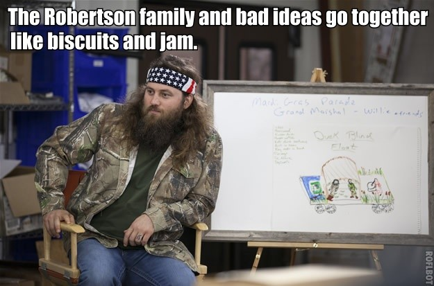 Duck Dynasty Tv Show Quote 30 Picture Quote #1