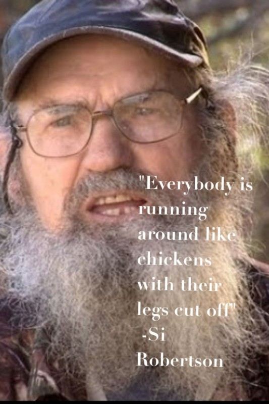 Duck Dynasty Tv Show Quote 37 Picture Quote #1