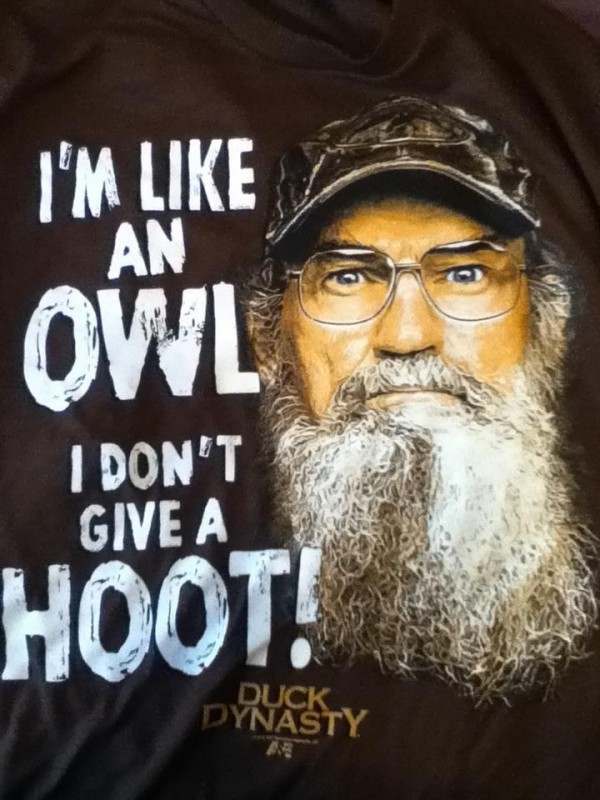 Duck Dynasty Tv Show Quote 57 Picture Quote #1