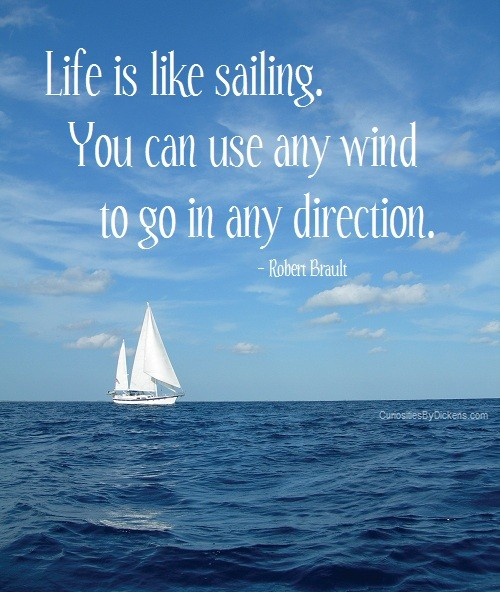 Sailing Quote 4 Picture Quote #1