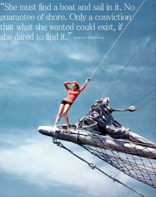 Sailing Quote 8 Picture Quote #1