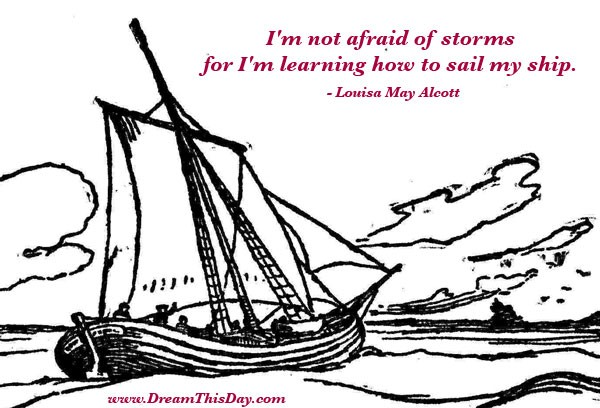 Sailing Quote 16 Picture Quote #1
