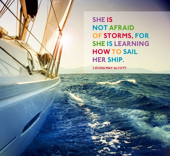 Good Sailing Quote 1 Picture Quote #1