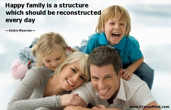 Happy Family Quote 2 Picture Quote #1