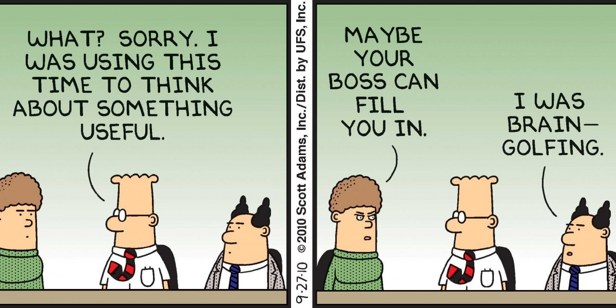 Dilbert Cartoon Quote 1 Picture Quote #1