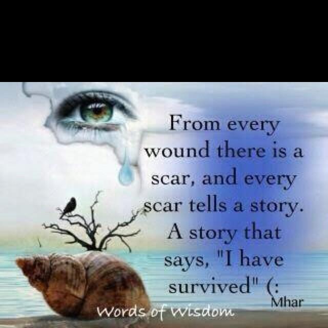 Survival Quote 1 Picture Quote #1