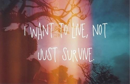 Survival Quote 8 Picture Quote #1