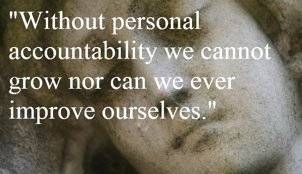 Personal Accountability Quote 2 Picture Quote #1