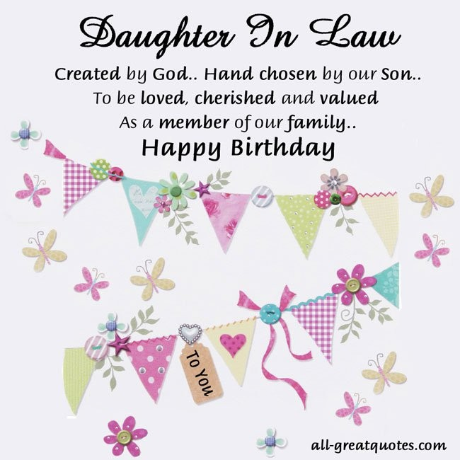 Birthday Quote For Daughter 10 Picture Quote #1