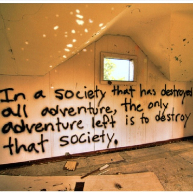 Society Quote 1 Picture Quote #1