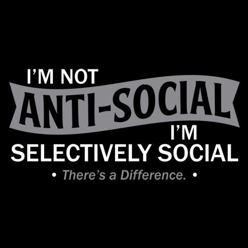 Anti Society Quote 1 Picture Quote #1