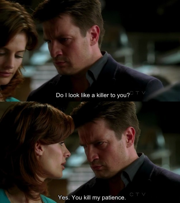 Castle Tv Show Quote 3 Picture Quote #1