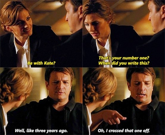 Castle Tv Show Quote Quote Number 60 Picture Quotes Interesting Tv Show Quotes