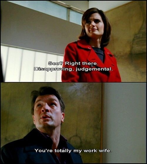 castle tv show quote quote number picture quotes
