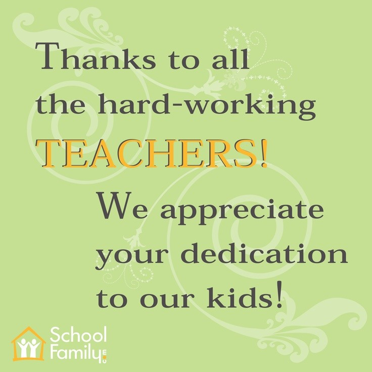 Thank You Teacher Quote 7 Picture Quote #1