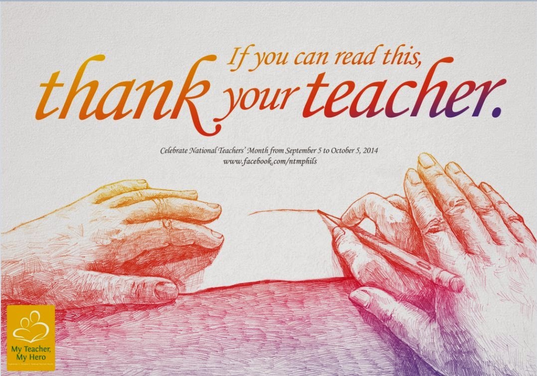 Thank You Teacher Quote | Quote Number 616660 | Picture Quotes
