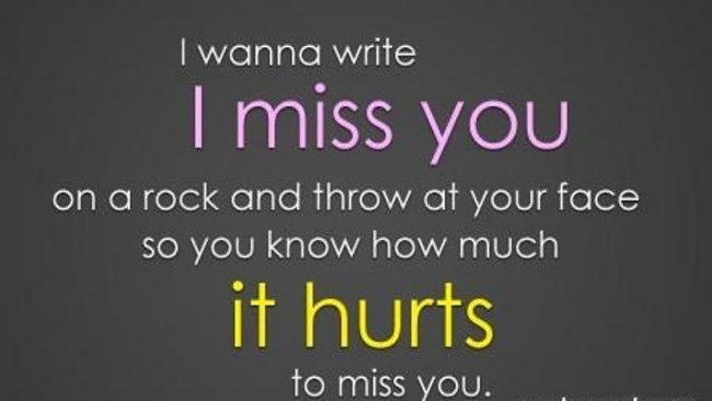 I Will Miss You Quote 4 Picture Quote #1