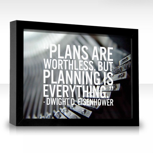 Planning Quote 7 Picture Quote #1