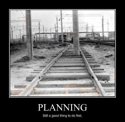 Poor Planning Quote 1 Picture Quote #1