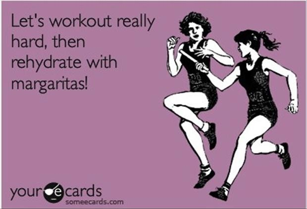Funny Gym Quote 2 Picture Quote #1