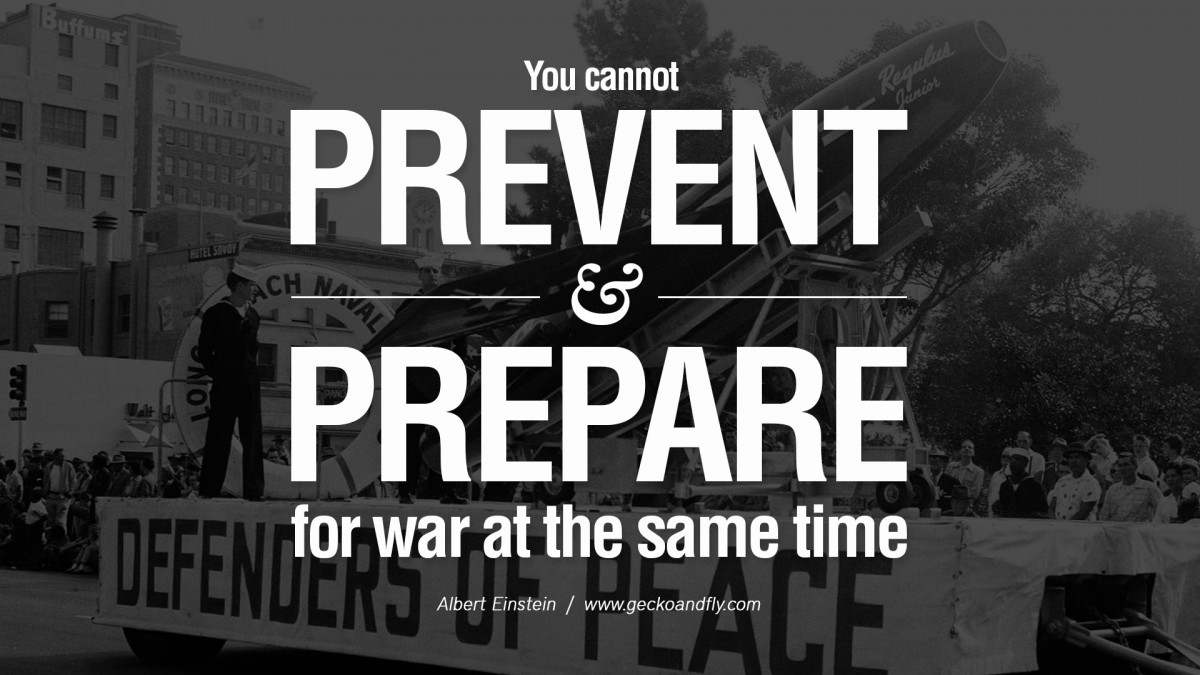 Famous War Quote 2 Picture Quote #1