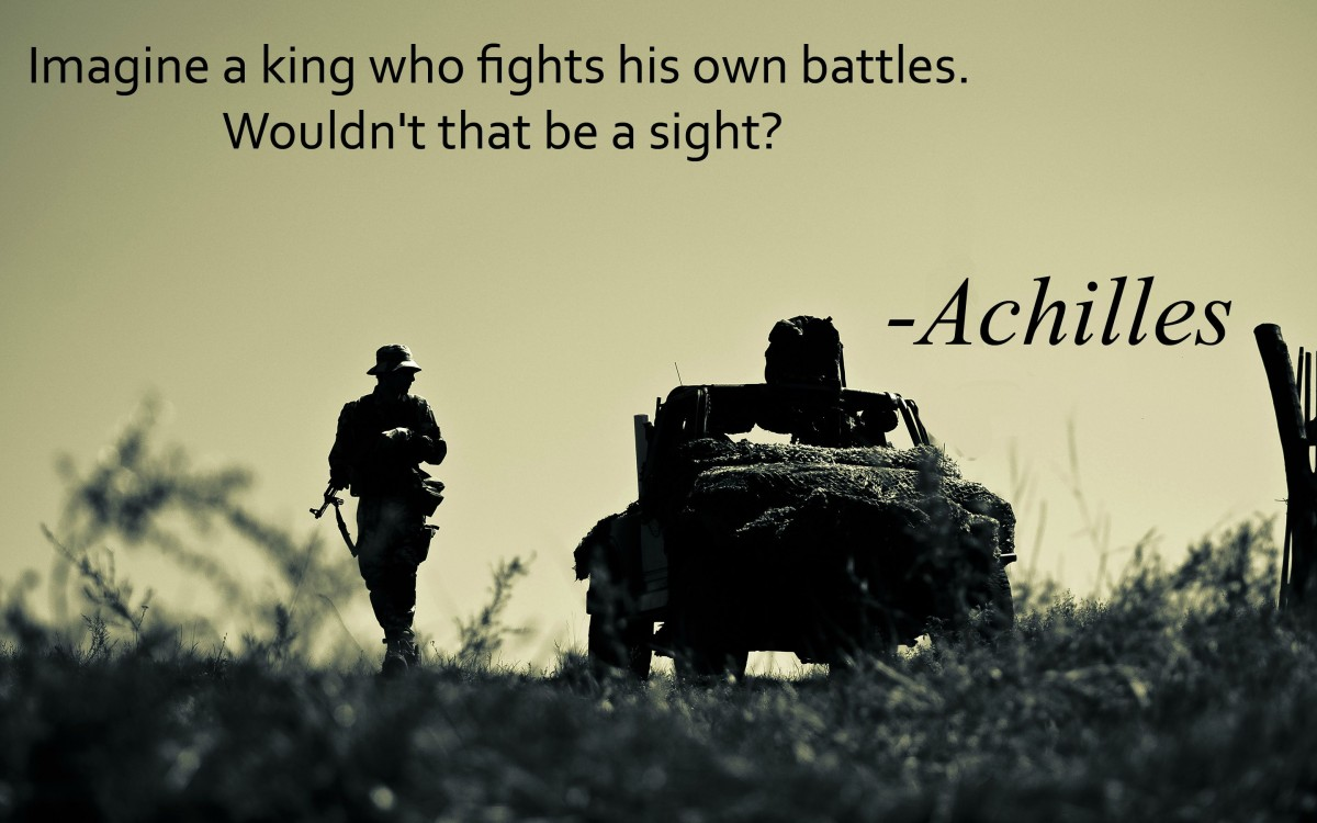 Famous War Quote 8 Picture Quote #1