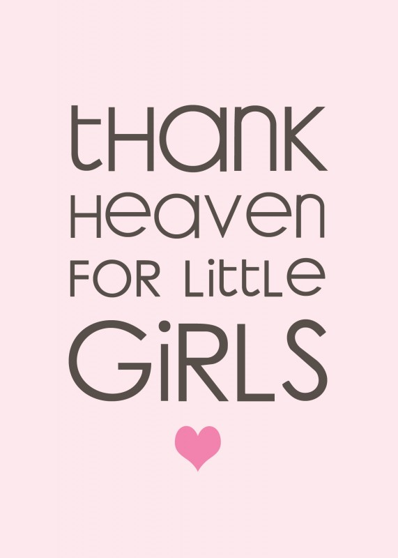 My Sweet Little Girl Quote | Quote Number 616922 | Picture ...