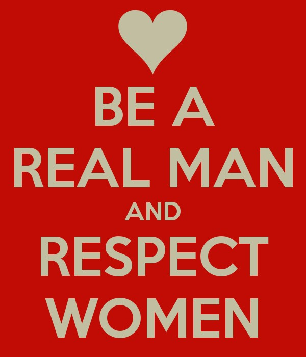 Respect Women Quote 1 Picture Quote #1