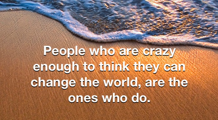 Crazy People Quote 5 Picture Quote #1
