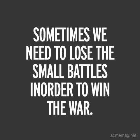 Battle Quote 1 Picture Quote #1