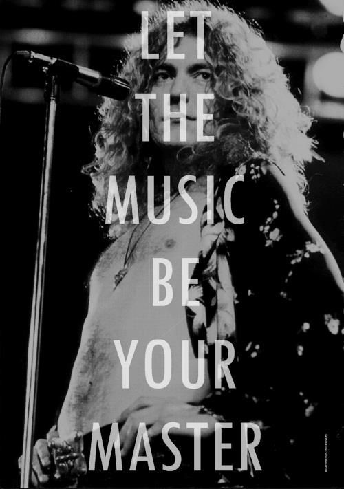 Led Zeppelin Music Quote 1 Picture Quote #1