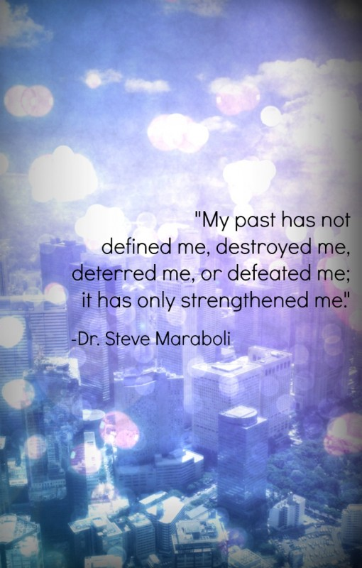 Steve Maraboli Quote 6 Picture Quote #1