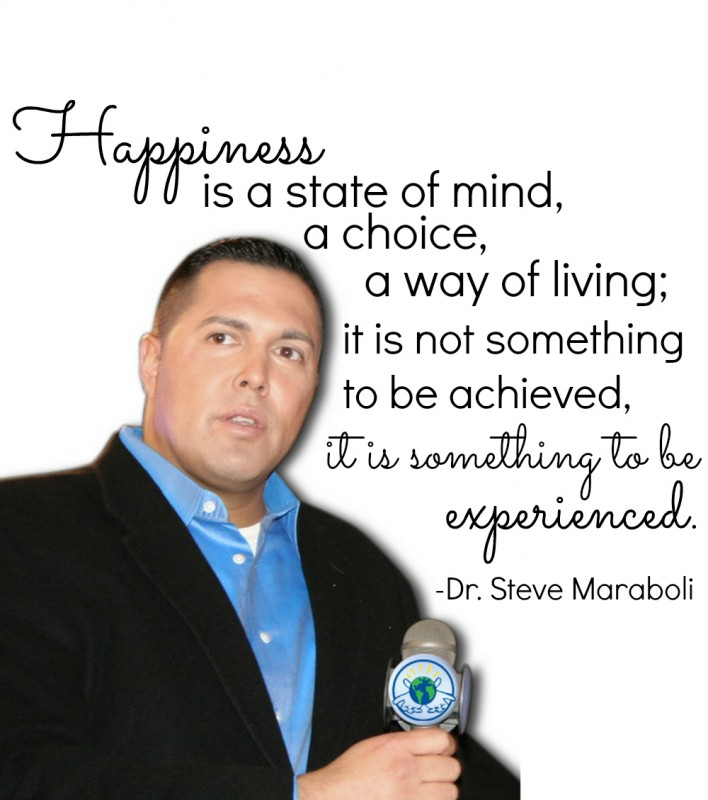 Steve Maraboli Quote 9 Picture Quote #1