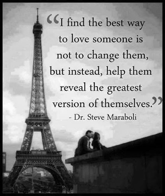 Steve Maraboli Quote About Love 2 Picture Quote #1