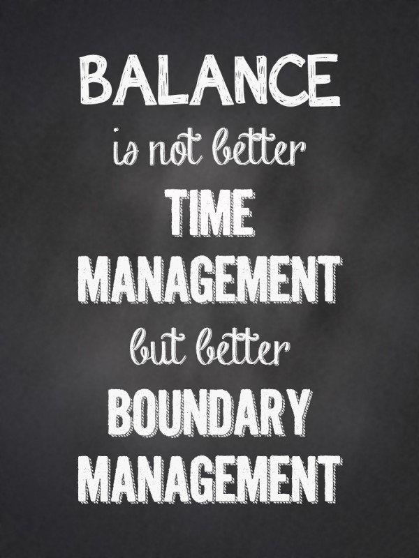 Balance Quote 5 Picture Quote #1