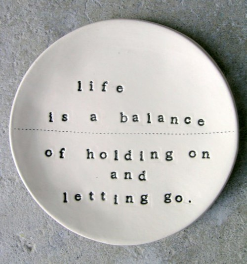Balance Quote 12 Picture Quote #1