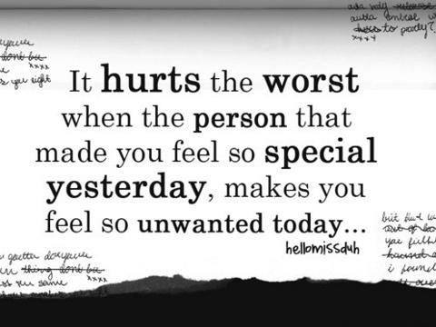 Hurt Feelings Quote 1 Picture Quote #1