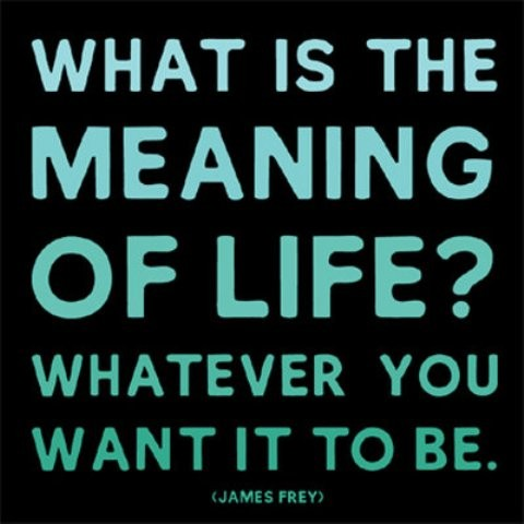 Meaning Of Life Quote 2 Picture Quote #1