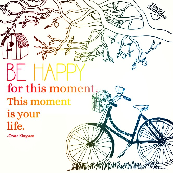 Happy Moments Quote 2 Picture Quote #1