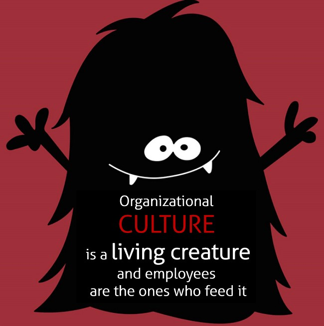 Organizational Culture Quote 1 Picture Quote #1