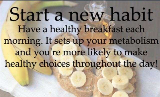 Healthy Breakfast Quote 1 Picture Quote #1