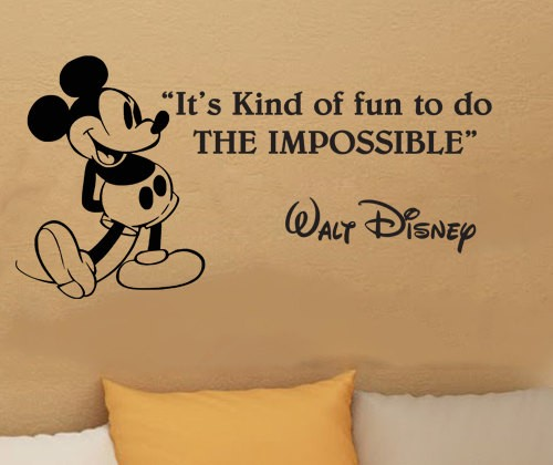 Famous Disney Quote 1 Picture Quote #1