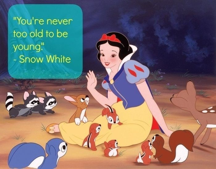 Famous Disney Movie Quote 1 Picture Quote #1