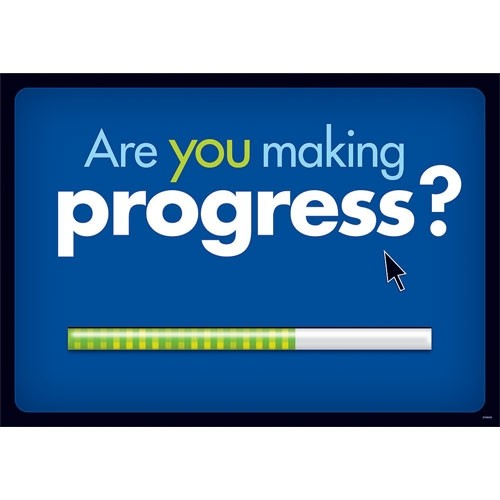 Progress Quote 1 Picture Quote #1
