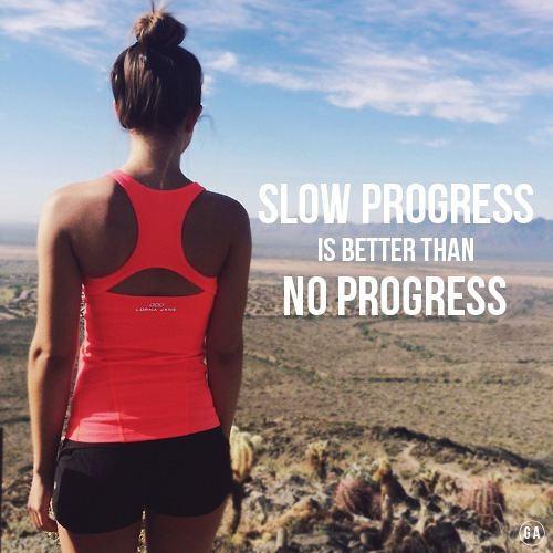 Progress Quote 5 Picture Quote #1