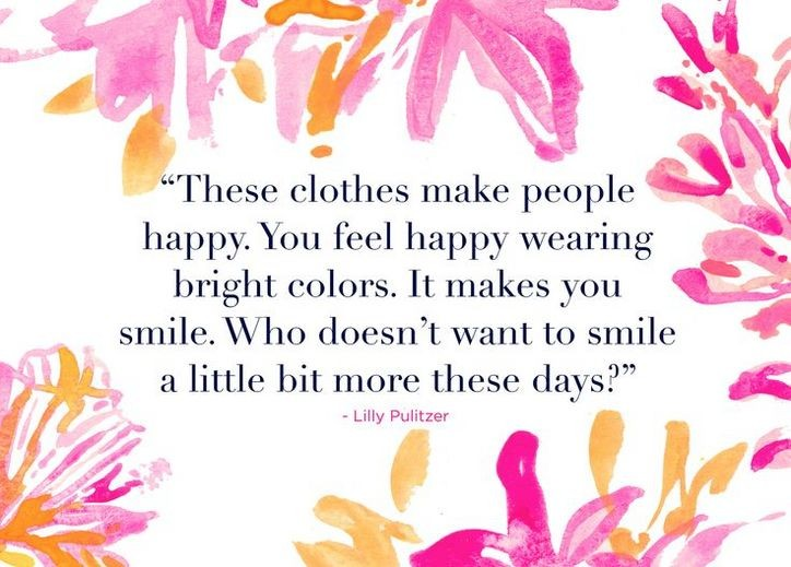 Lilly Pulitzer Quote 3 Picture Quote #1